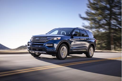2020 Ford Explorer: Back to the Future