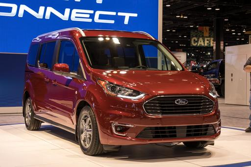 2019 Ford Transit Connect Wagon: Not Fixing What Ain't Broken