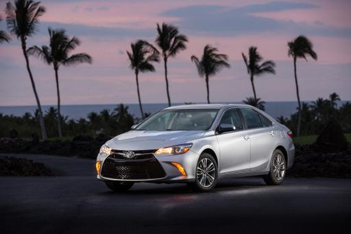 2017 Toyota Camry: What's Changed