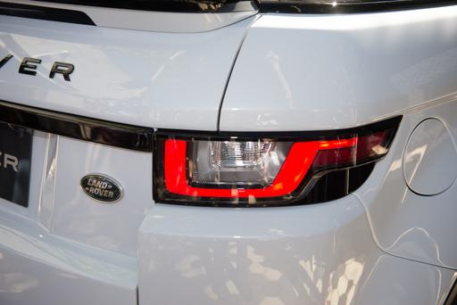 2018 Land Rover Range Rover Evoque, Discovery Sport Get New Engines