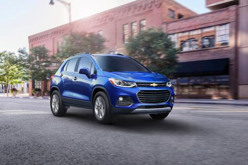 2017 Chevrolet Trax: First Look