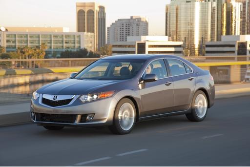 2009-11 Acura TSX Piston Issues