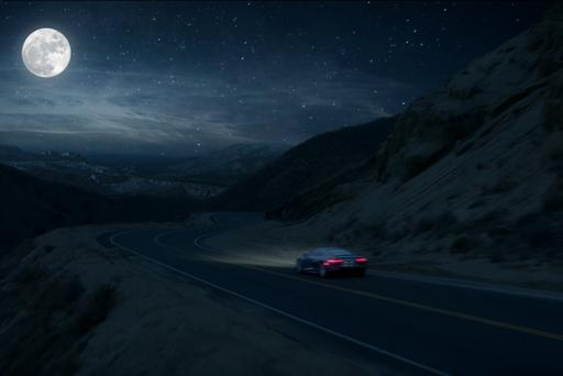 Audi R8 Stars in Astronaut-Themed Super Bowl Ad