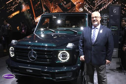 2019 Mercedes-Benz G-Class Video Review