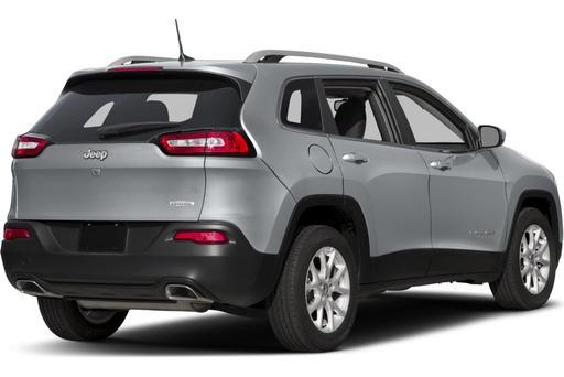 2018 Jeep Cherokee: Recall Alert