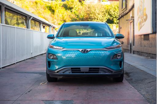 2019 Hyundai Kona Electric Priced to Sizzle