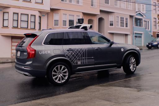 Uber Resumes Self-Driving Testing After Crash