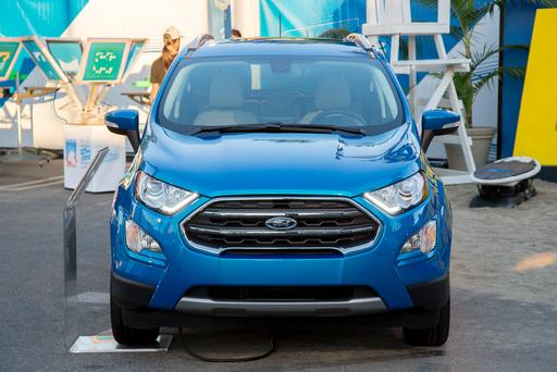2018 Ford EcoSport Review: First Impressions