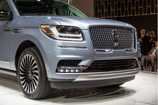 2018 Lincoln Navigator Review: First Impressions