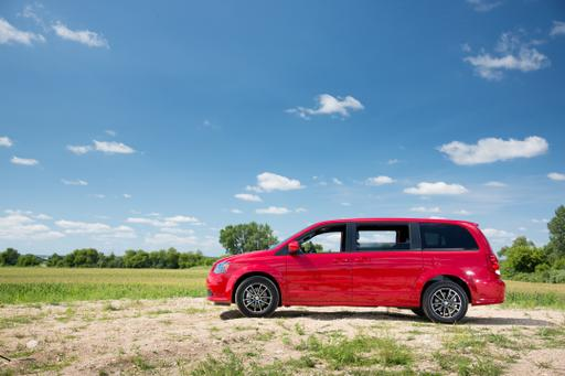 2017 Dodge Grand Caravan: What's Changed