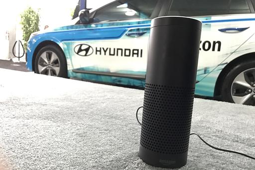 Hyundai Announces Amazon Echo Integration