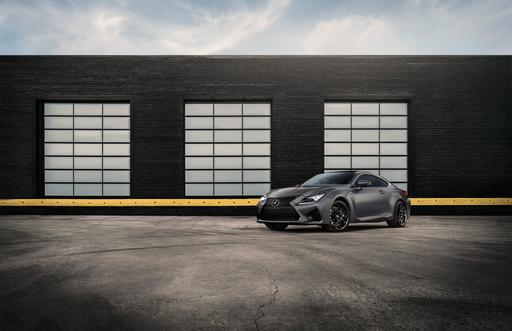 2018 Lexus RC F, GS F 10th Anniversary Editions to Bow in Chicago