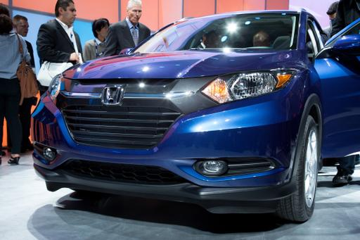 Honda's HR-V Makes a Case for Subcompact SUVs