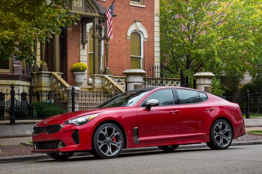 2018 Kia Stinger Review: Photo Gallery