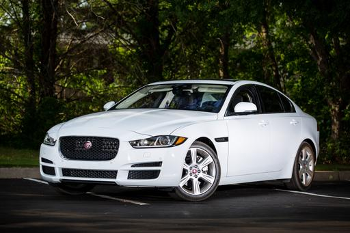 2017 Jaguar XE Review: Photo Gallery