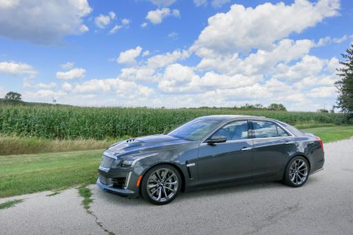 2016 Cadillac CTS-V: First Drive