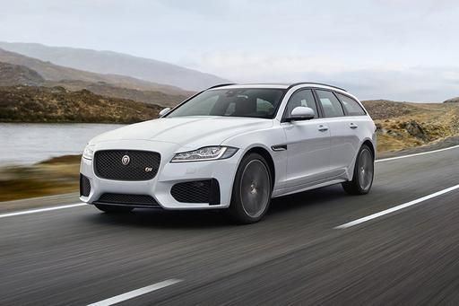Jaguar Unveils 2018 XF Sportbrake Wagon