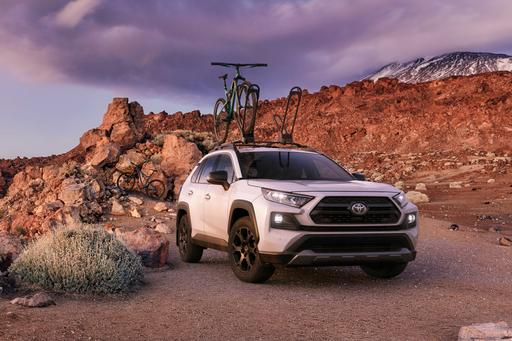 2020 Toyota RAV4, Sequoia Off-Road Versions Mount Chicago Debut