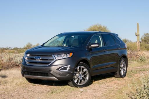 2015 Ford Edge, F-150 Oil Issue