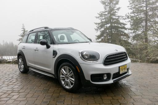 2017 Mini Countryman: Our View