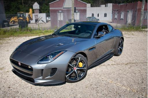 2016 Jaguar F-Type Review