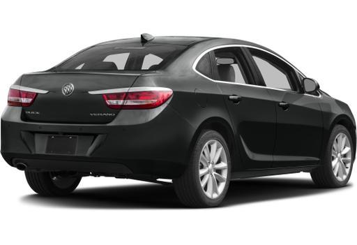 Recall Alert: 2016 Buick Verano