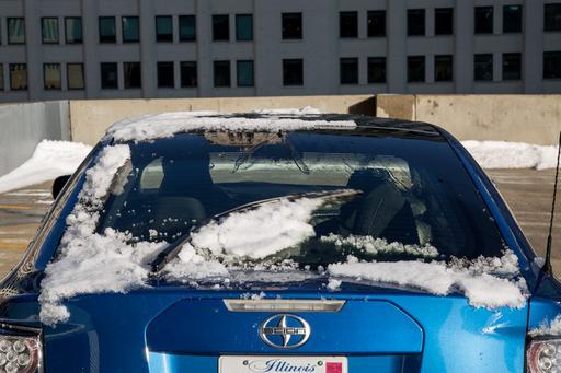 Winter? It's Snow Problem for the 2016 Scion tC