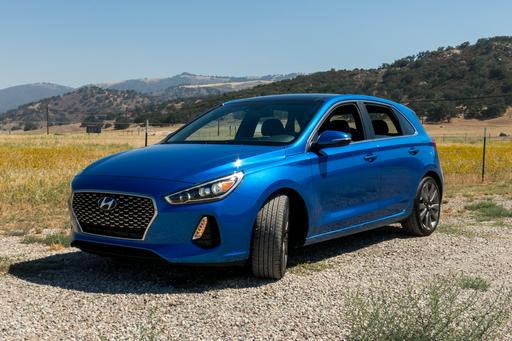 2018 Hyundai Elantra GT Review: First Drive