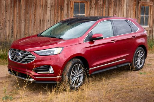 Ford Tops Up 2019 Edge Titanium, But Is It Elite Enough?
