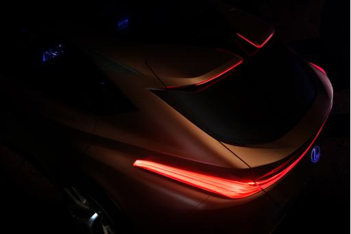 Lexus SUV Concept Portends Limitless Possibilities in Detroit