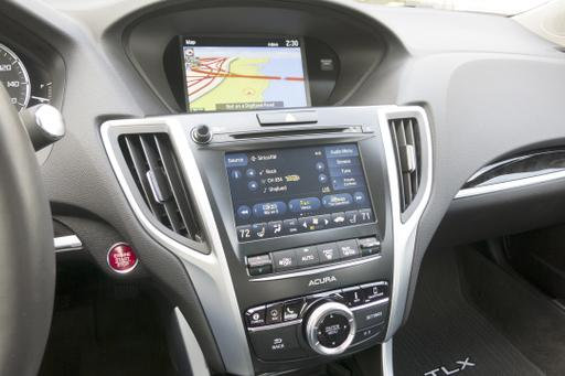 5 Things to Know About the 2018 Acura TLX's Updated Multimedia System