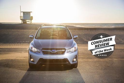 Consumer Review of the Week: 2017 Subaru Crosstrek