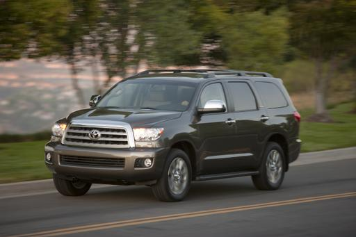 2012-2014 Toyota Sequoia, Tundra Engine Troubles