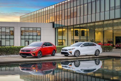 2019 Kia Forte Gets More Stylish, More Efficient