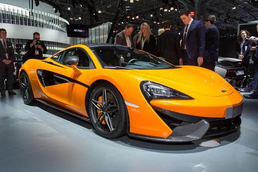 McLaren Introduces 'Entry-Level' Sports Series