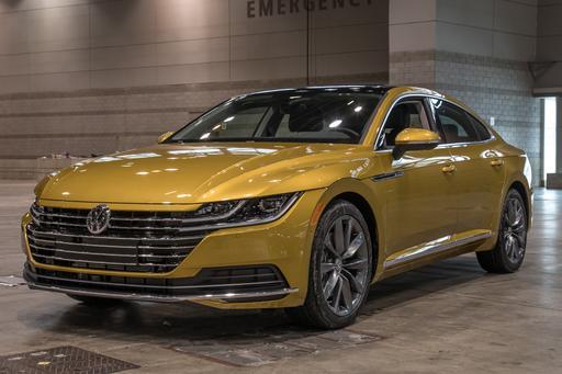 2019 Volkswagen Arteon Already on the Right Track