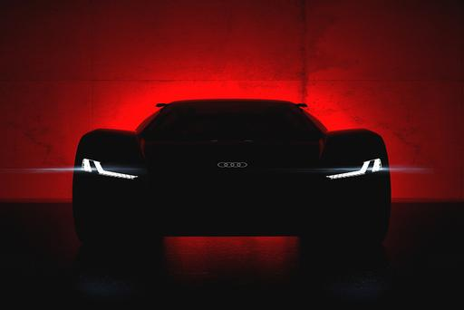 Audi e-tron Concept Amps Up e-xcitement for Pebble Beach Show
