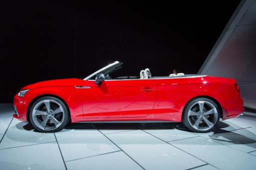 2018 Audi S5 Cabriolet Review Photo Gallery