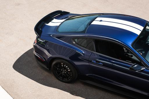 2019 Ford Shelby GT350 Mustang Is Tweaked for Speed