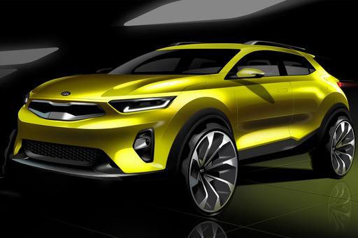 Kia Plans New Stonic Subcompact SUV