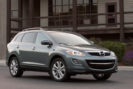 Mazda Adds Nearly 80,000 SUVs, Sedans for Takata Fix