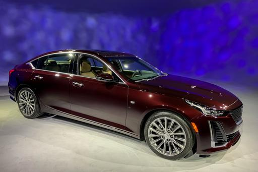 2020 Cadillac CT5 Makes a Classy, Comfy Case for Luxury Sports Sedans
