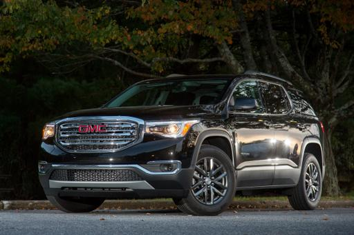 2017 GMC Acadia Photo Gallery