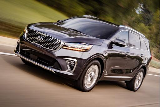 All 2019 Kia Sorentos Get Third Row, Higher Prices