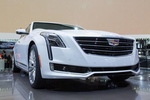 2016 Cadillac CT6 Photo Gallery