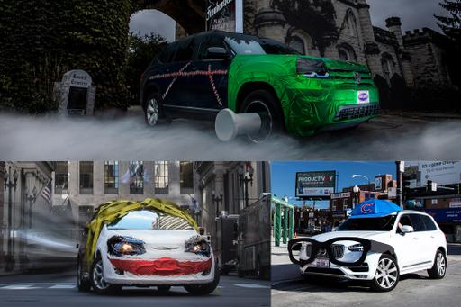 Trunk-or-Treat Trio: 3 Years of Halloween Car-stumes by Cars.com