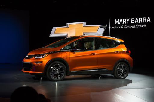 Chevrolet Announces More Details on 2017 Bolt EV