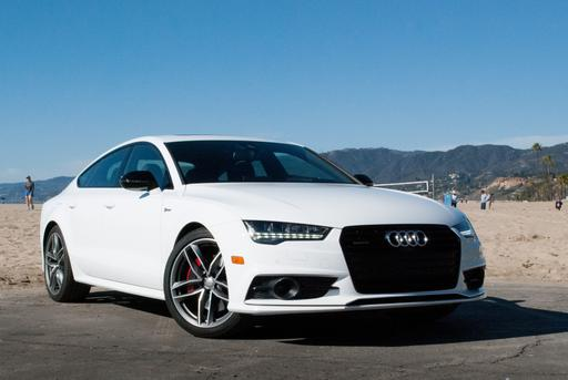 2017 Audi A7: Our View