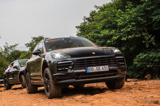 Porsche Takes 2019 Macan to New Heights in High-Altitude Testing