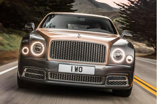 Recall Has 2018 Bentley Mulsanne Owners Looking Over Their Shoulder